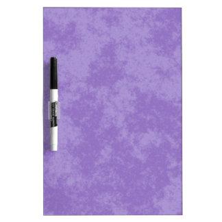 Diseño suave del Grunge Violet2 Pizarra