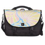 Diseño temático de la playa en colores en colores  bolsas de portatil