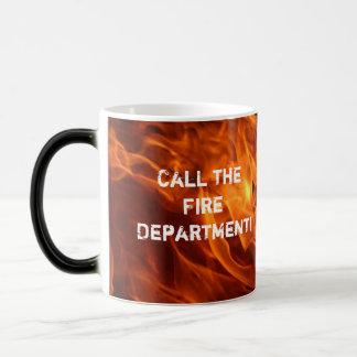 Diseño termosensible de la taza
