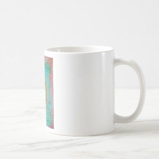 "Diseño tranquilty de ""Alá"" Tazas De Café"