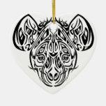 Diseño tribal del Hyena de Nire Ornato