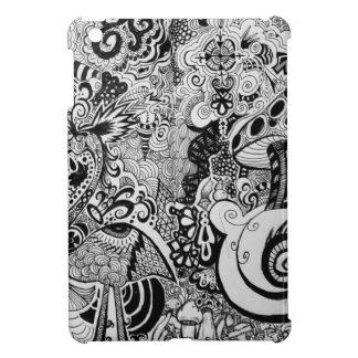Diseño Trippy del arte iPad Mini Cárcasa
