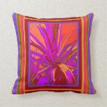 Diseño tropical del desierto del agavo por Sharles Almohadas