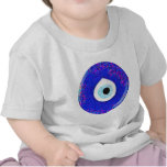 Diseño turco del mal de ojo de Nazar Camiseta