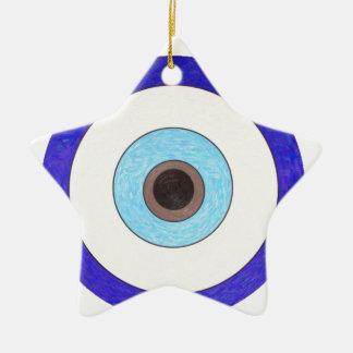Diseño turco del mal de ojo de Nazar Adorno Para Reyes