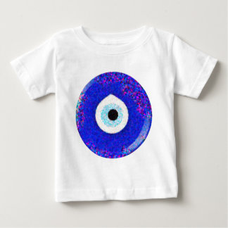 Diseño turco del mal de ojo de Nazar Playera