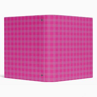 """Diseño único bonito púrpura del tablero de damas carpeta 1"""""""