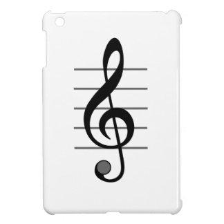 Diseño único de la nota musical