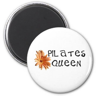 ¡Diseño único de la reina de Pilates! Iman De Nevera