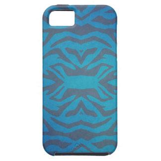 Diseño único de la textura iPhone 5 Case-Mate carcasa