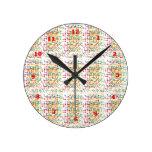 Diseño ÚNICO del fondo del friki: Añada la imagen  Relojes