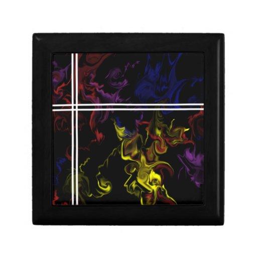 Diseño único - recuerdos de la caja de regalo de l