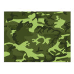Diseño verde del camuflaje del ejército