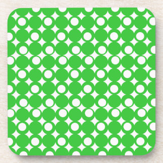 Diseño verde @ Emporio Moffa de la bola de la MOD Posavaso