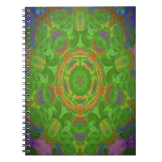 Diseño verde único libro de apuntes