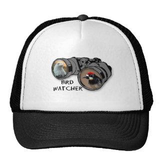 Diseño w/Eagle del vigilante de pájaro y pulsación Gorro De Camionero