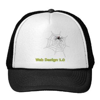 Diseño web 1,0 gorro