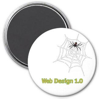 Diseño web 1,0 imanes