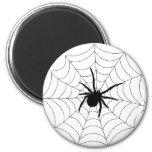 Diseño web de la araña imán de nevera
