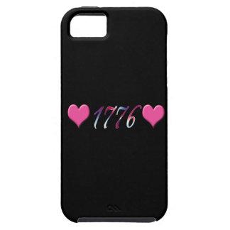 diseños 1776 de producto de Carola Tomlinson Funda Para iPhone 5 Tough