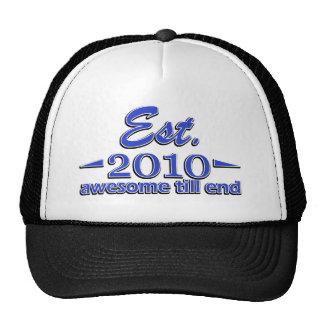 diseños 4 años gorras