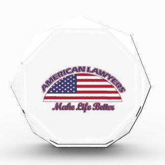 diseños americanos de los abogados