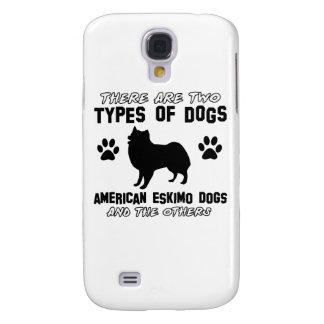 Diseños americanos del perro del perro esquimal