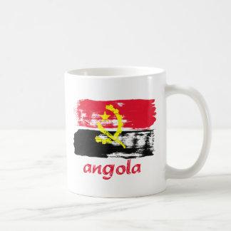 Diseños angolanos de la bandera del movimiento del taza clásica
