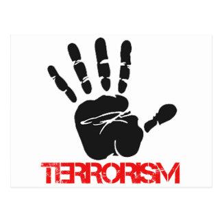 Diseños antis del terrorismo postal