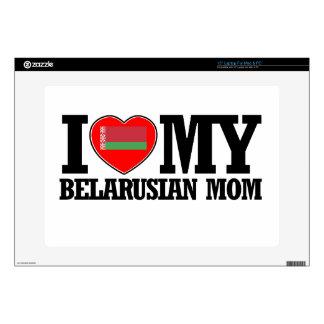 diseños bielorrusos frescos de la mamá portátil 38,1cm skins