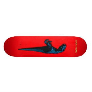 Diseños calientes de Frac de Leslie Harlow - DinoB Tablas De Skate