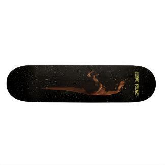 Diseños calientes de Frac de Leslie Harlow - DinoB Tabla De Skate