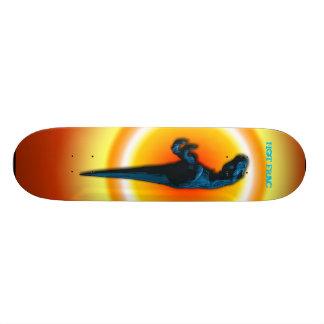 Diseños calientes de Frac de Leslie Harlow - DinoB Patín