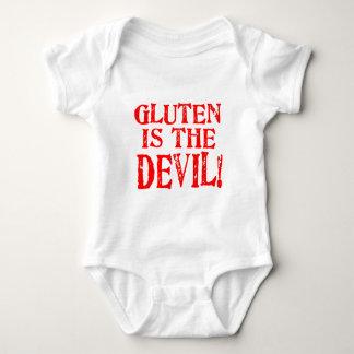 Diseños celiacos libres del gluten ninguna manera body para bebé