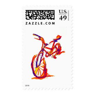 Diseños coloridos de la bici envio