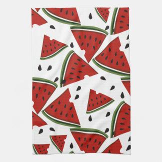 Diseños con sabor a fruta modernos de la cocina de toallas de mano