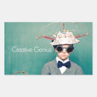 Diseños creativos del genio rectangular altavoz