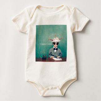 Diseños creativos del genio trajes de bebé