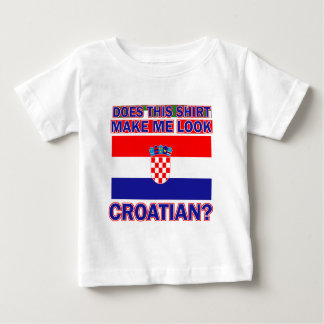Diseños croatas de la camisa