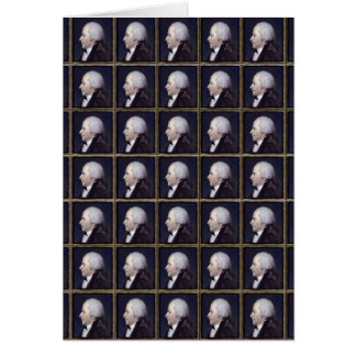 Diseños de Alexander Hamilton Tarjeta De Felicitación