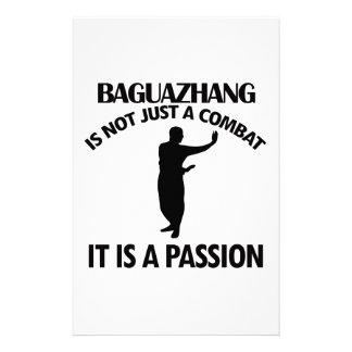Diseños de Baguazhang Papelería De Diseño