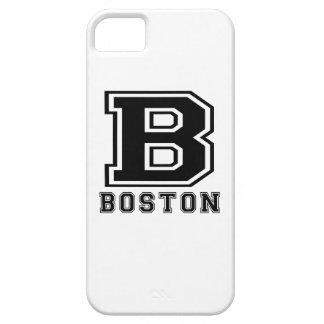 Diseños de Boston iPhone 5 Fundas