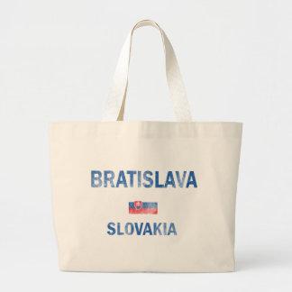 Diseños de Bratislava Eslovaquia Bolsa