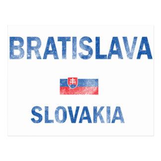 Diseños de Bratislava Eslovaquia Postales
