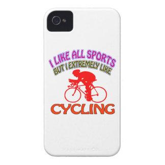 Diseños de ciclo Case-Mate iPhone 4 carcasa