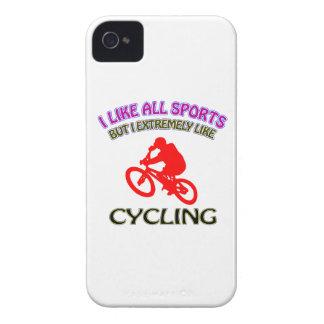 Diseños de ciclo iPhone 4 Case-Mate cobertura