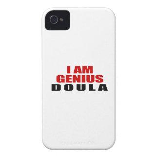 DISEÑOS DE DOULA iPhone 4 Case-Mate PROTECTOR