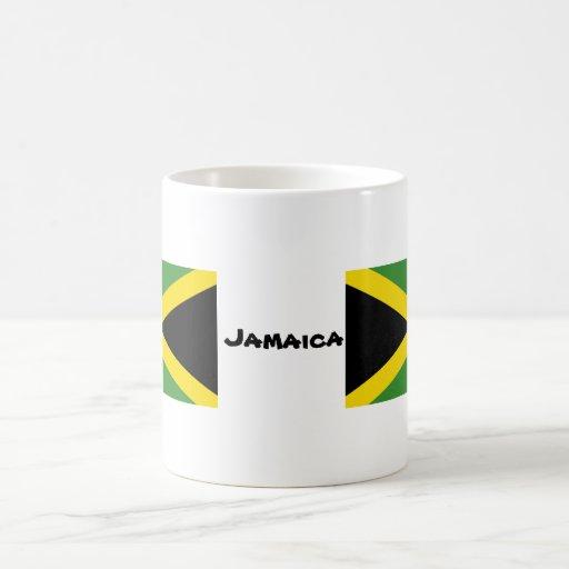 Diseños de Jamaica Taza De Café