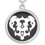 Diseños de Jd Carreras: Símbolos del guerrero: Are Pendiente Personalizado