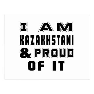 DISEÑOS DE KAZAKHSTANI POSTAL